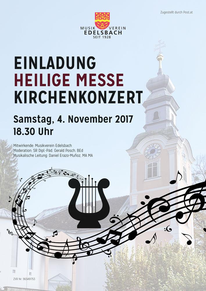 Kirchenkonzert 04.11.2017